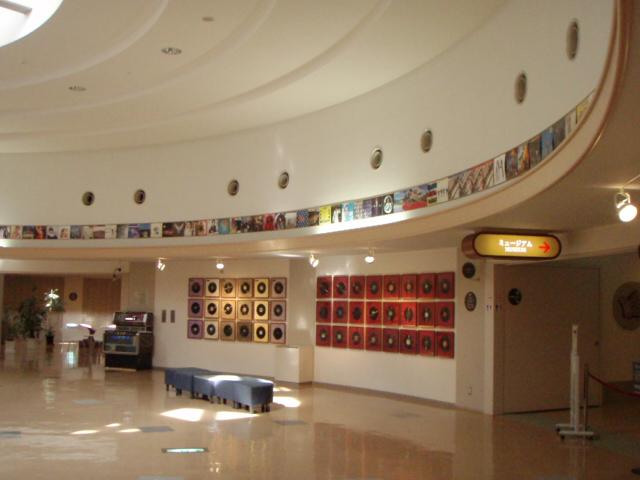 新冠 レコード館